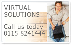 Virtual office solutions call 0115 9477572